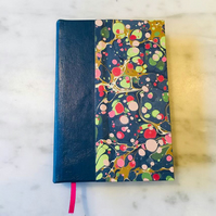 Handbound A6 Lined Hardback Notebook