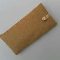 Gold Glasses Case