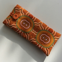 Glasses Case, sunglasses case, Aboriginal Art (1)