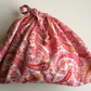 Drawstring bag, lingerie bag.