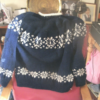 Lund Icelandic sweater