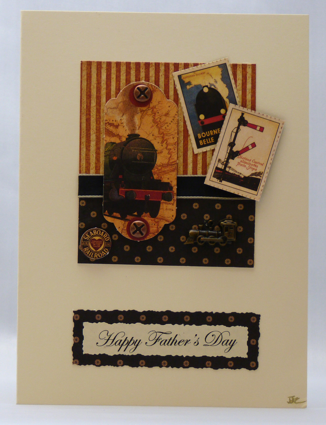 Handmade Card - Father's Day