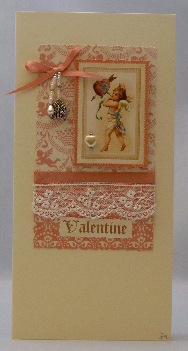 Handmade Card - Valentine's Day No. 2