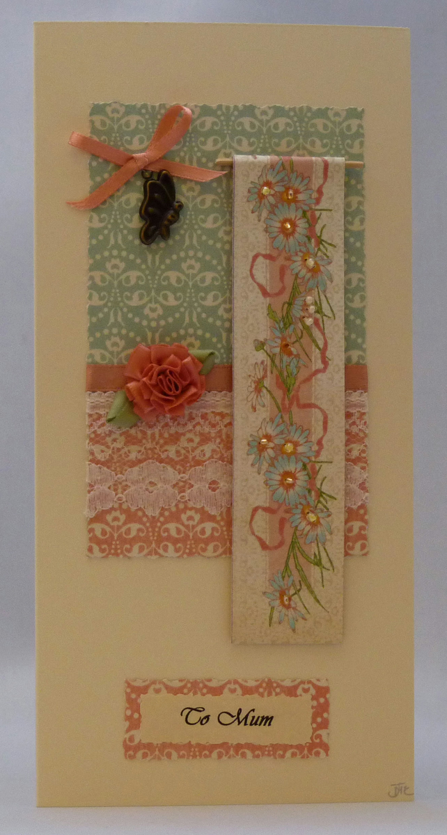 Handmade Card - Mother's Day No. 2