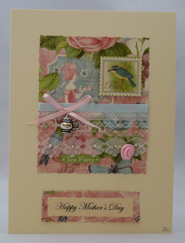 Handmade Card - Mother's Day No. 4