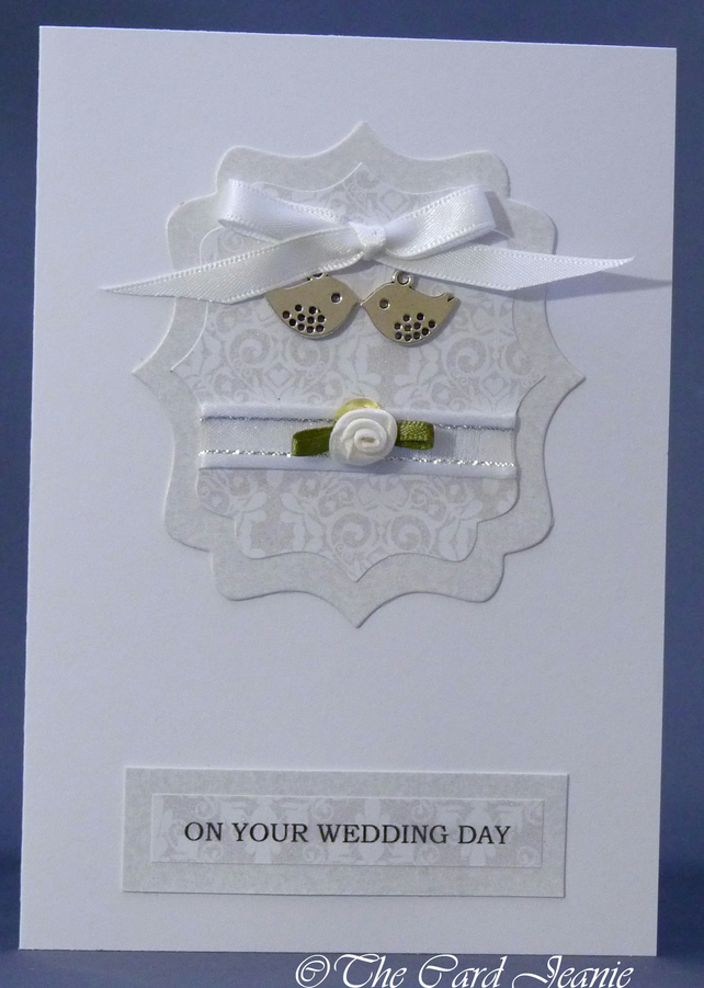 Handmade Card - Weddings No. 2