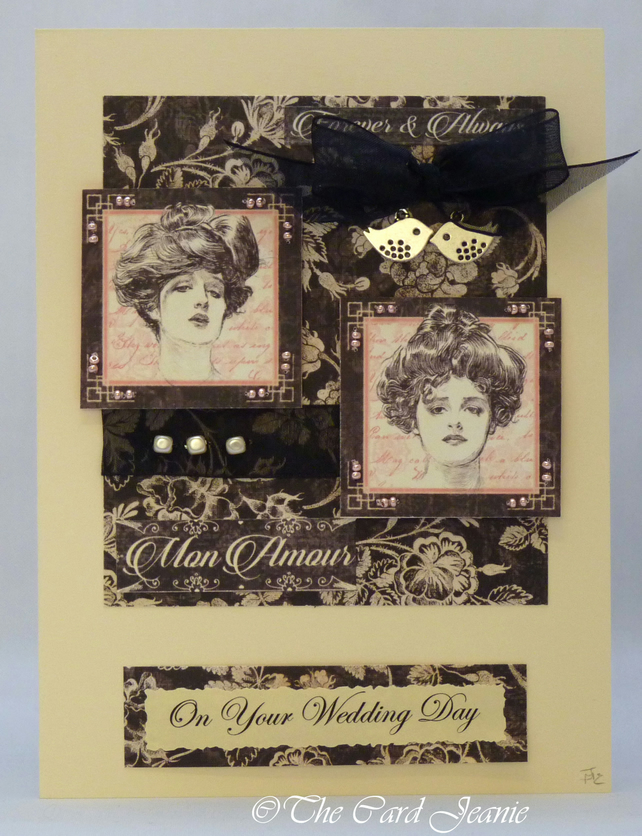 Handmade Card - Same Sex Wedding No. 3