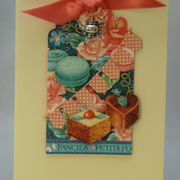 Handmade Card - Sweet Treats No. 2