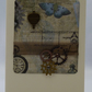 Handmade Card - Steampunk Air Travel
