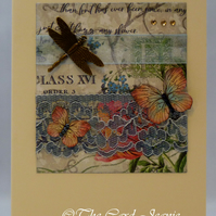 Handmade Card - Summer Meadow No. 1
