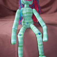 Handmade, Rag Doll Girl