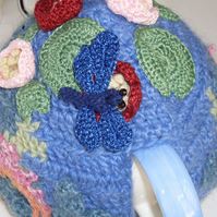 Water Lily Tea Pot Cosy
