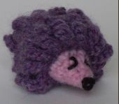 Small Purple Hedgehog