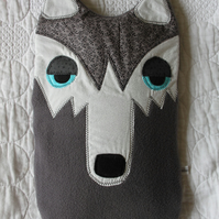 Hot water bottle cover - Husky