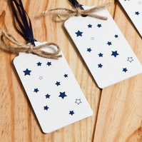 Traditional 'Star' Gift Tags