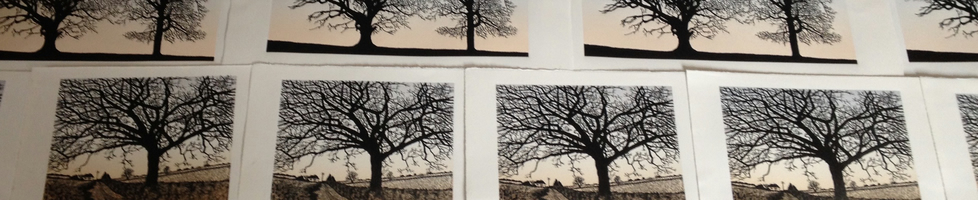 Handmade Prints by Richard Shimell