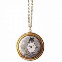 Moomin Pappa necklace