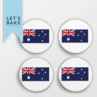 ANY,world,Flag,edible,cupcake topper, topper,rice paper