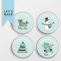 Best teacher,edible cupcake topper,edible,rice paper,cupcake topper