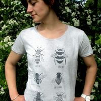 Organic Women's Bee T-shirt