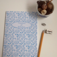 Notations and Whatnot Notebook - Plain or Lined