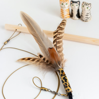 Replacement feather toy attachment for the Feather Fascinator toy