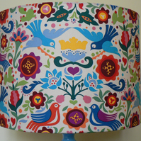 La Paloma Drum Shade