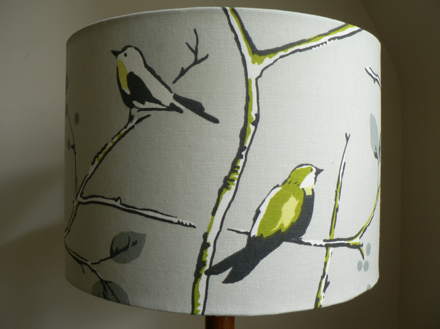 Handmade 30cm Berkley Square Drum Lampshade