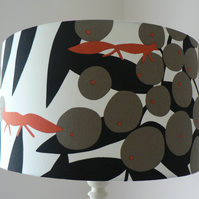 Oslo Night 45cm Handmade Drum Lampshade