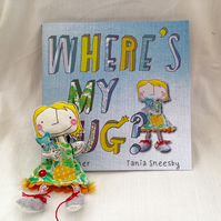 'Where's my hug' children's book