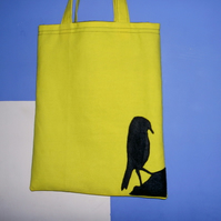 Tote Bag - Blackbird