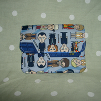 Doctor Who purse - Made to order