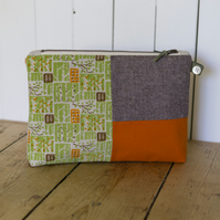 Large Birch Toiletries Bag