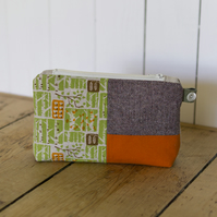 Small Birch Toiletries Bag