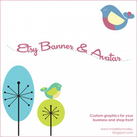 Etsy Banner and Avatar Pack