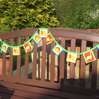 Dinosaur Bunting for Boys - 144