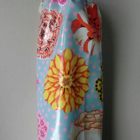 Carrier Bag Holder in wipeable fabric - 98