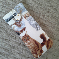 Cats glasses or sunglasses case 39A