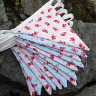 Summer Party Wedding Birthday bunting 3 meters 103A