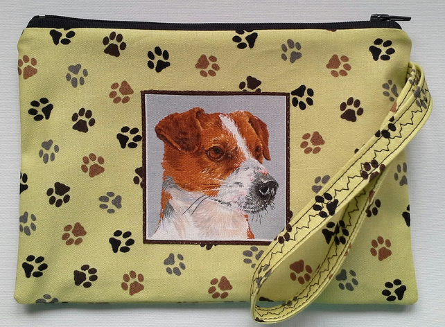 Jack Russell Poo Bag Tidy 202A