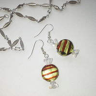 Wrapped sweetie Earrings