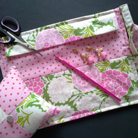 Chrysanthemum Crochet hook wallet 199B