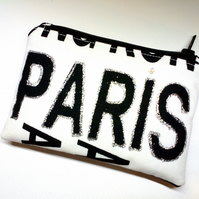 Sophisticated Paris coin purse