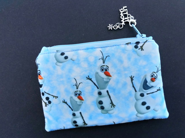 Frosty coin purse 700C