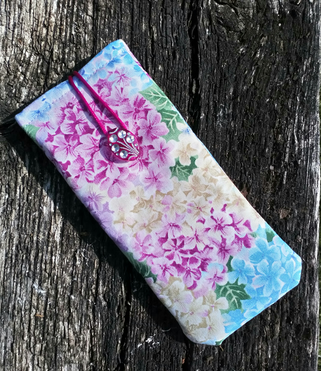 Flowery Glasses Case 60E