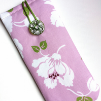 Pink Glasses Case 72E