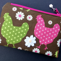 Chicken coin purse 83E