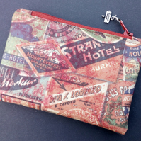 Travel Coin Purse 87E