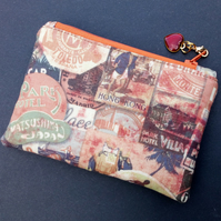 Travel Coin Purse 88E