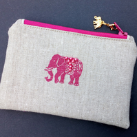 Elephant Coin Purse 86E